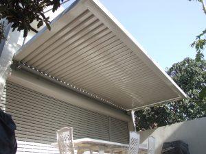 דגם אוסטרליה להצללת מרפסת