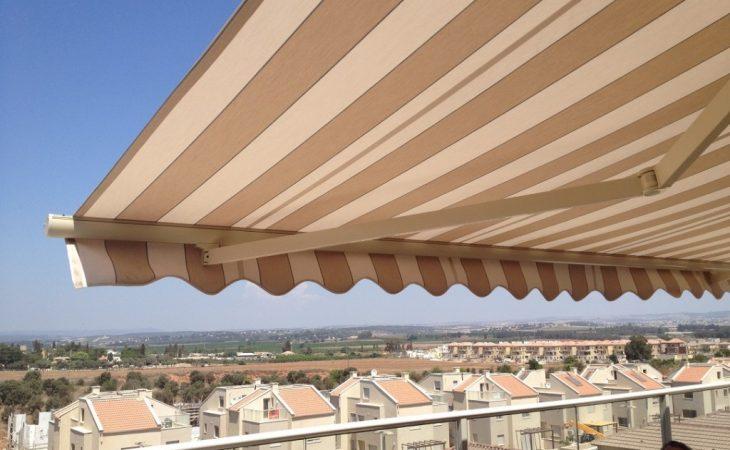 גגון למרפסת ומרקיזות מעוצבות